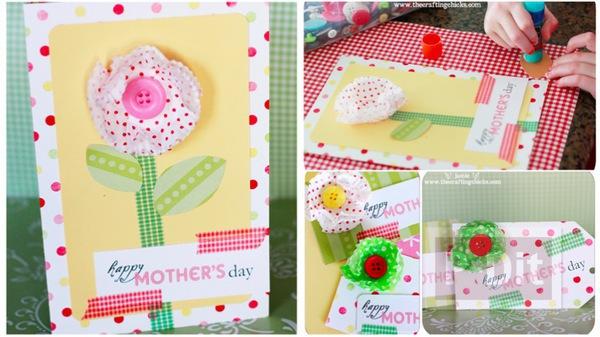การ์ดดอกไม้ส่งรัก วันแม่