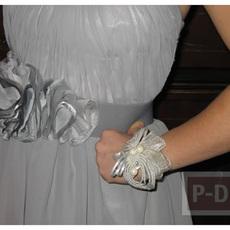 ประดิษฐ์เข็มขัด ใส่ไปงานแต่งงาน งานเลี้ยง