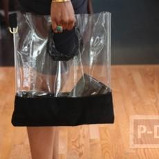 กระเป๋าพลาสติก ทำเอง แบบง่ายๆ