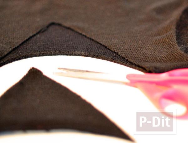 รูป 5 เสื้อแขนยาว ตกแต่งใหม่ สวยน่าใส่