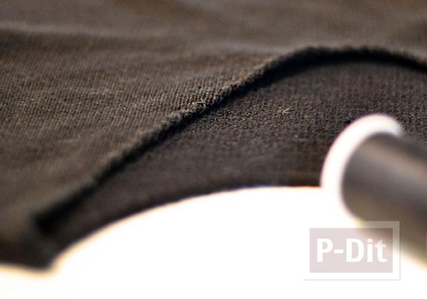 รูป 7 เสื้อแขนยาว ตกแต่งใหม่ สวยน่าใส่