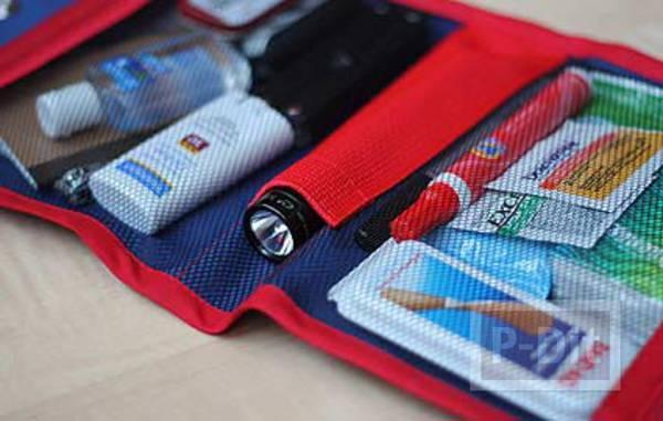 รูป 3 ทำกระเป๋าใส่ของ ของขวัญคุณพ่อ