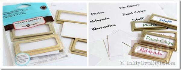 รูป 5 กล่องเก็บของ ประดิษฐ์จากกล่องรองเท้า