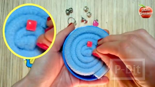 รูป 5 ประดิษฐ์ที่ใส่เครื่องประดับ แหวน ต่างหู แบบง่ายๆ