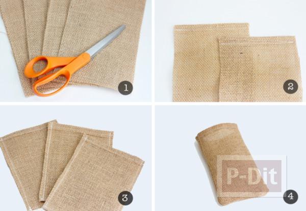 รูป 2 ประดิษฐ์ถุงใส่ขนม แจกวันฮาโลวีน