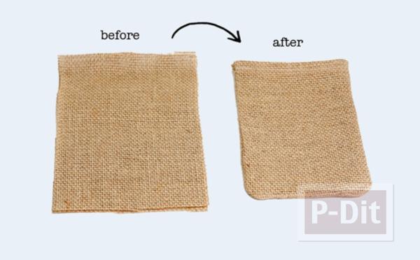รูป 3 ประดิษฐ์ถุงใส่ขนม แจกวันฮาโลวีน