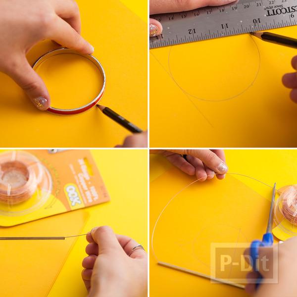 รูป 7 กำไลข้อมือ ประดิษฐ์ จากลวด