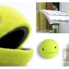 ที่เก็บของ ทำจาก ลูกเทนนิส
