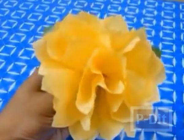 รูป 3 ดอกไม้กระดาษ ทำเองแบบง่ายๆ