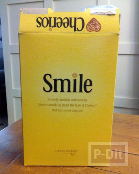 รูป 7 กล่องของขวัญ ทำจากกล่องขนม