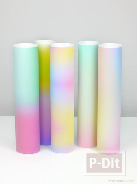 รูป 3 กระดาษห่อของขวัญ ลายสวย สีสดใส