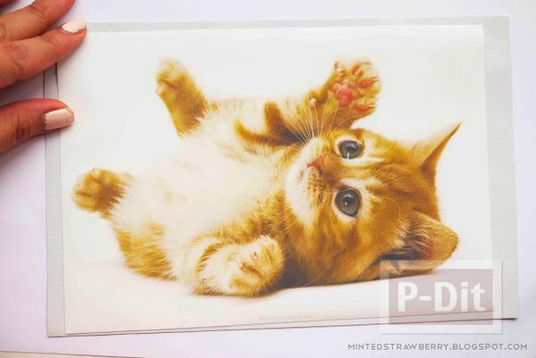 รูป 7 กระเป๋าน่ารัก ลายแมว เย็บเอง