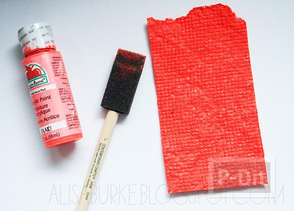 รูป 4 สอนทำกระดาษสีสวย จากกระดาษแผ่นเก่าๆ