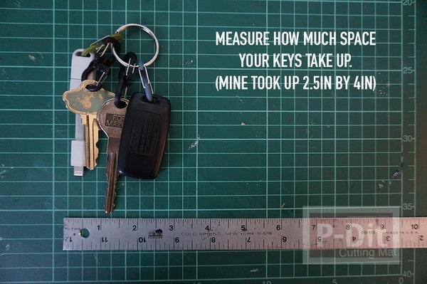รูป 3 สอนทำพวงกุญแจ ลายไอติมแท่ง