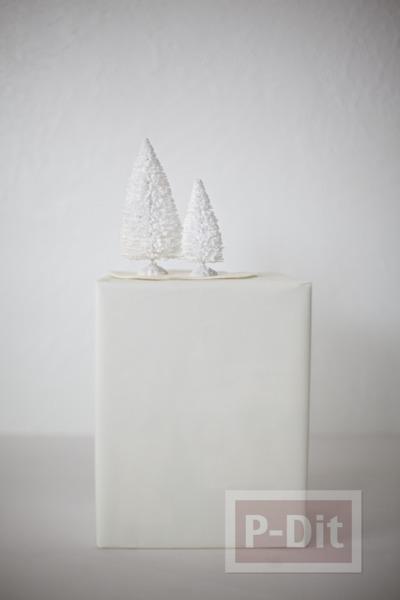 รูป 5 ไอเดียห่อกล่องของขวัญ ลายสวย ตกแต่งง่ายๆ