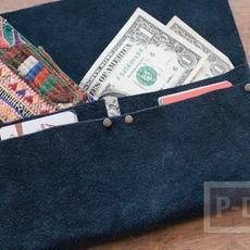 กระเป๋าสตางค์ ทำเอง แบบง่ายๆ