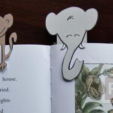 ที่คั่นหนังสือ ลายสัตว์ น่ารักๆ