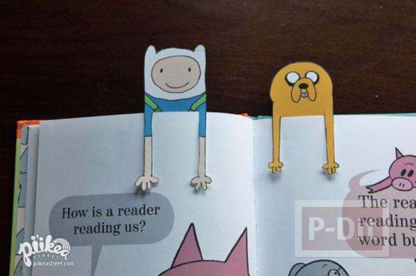 รูป 2 ที่คั่นหนังสือ ลายสัตว์ น่ารักๆ