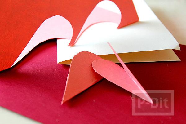รูป 3 การ์ดส่งรัก มอบความสุข วันวาเลนไทน์