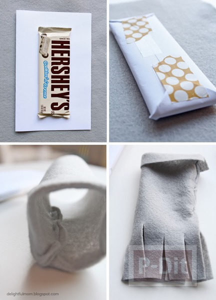 รูป 3 ของขวัญวันวาเลนไทน์ ช็อคโกแลต กระต่าย