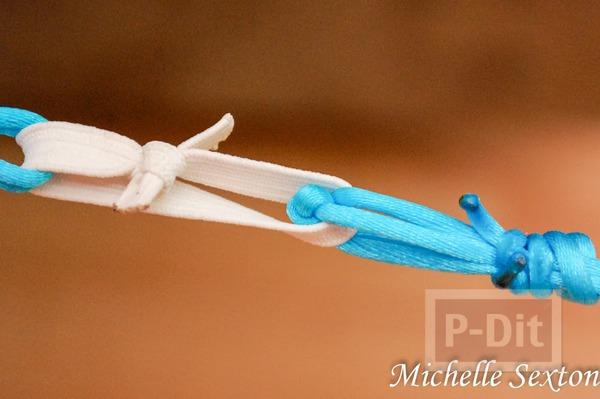รูป 2 ที่คาดผมสวยๆ ทำจากเม็ดลูกปัด ร้อยเชือก