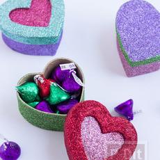 กล่องของขวัญ ใส่ช็อคโกแลต ส่งมอบความรัก
