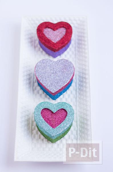 รูป 7 กล่องของขวัญ ใส่ช็อคโกแลต ส่งมอบความรัก
