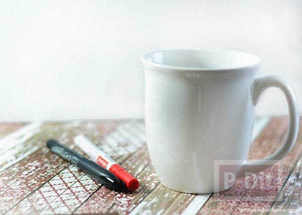 รูป 4 แก้วกาแฟส่งรัก วันวาเลนไทน์