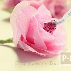 ดอกไม้ส่งรัก ทำจากช็อคโกแลต สีชมพู