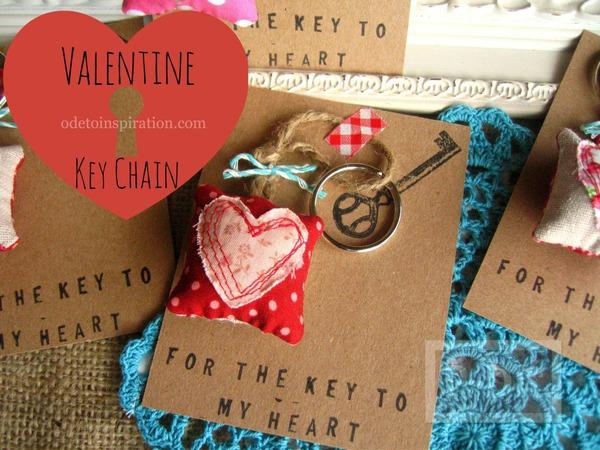 รูป 3 พวงกุญแจ หัวใจ ของขวัญน่ารักๆ