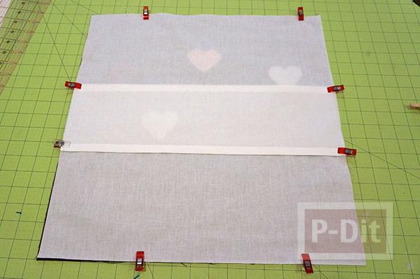 รูป 6 หมอนอิงทำเอง ของขวัญแฟน หัวใจหวานๆ