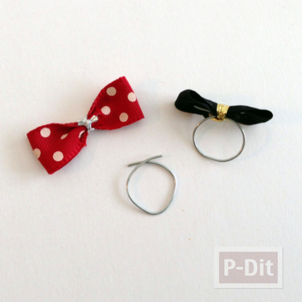 รูป 2 แหวนใส่เล่น ทำเอง แบบง่ายๆ