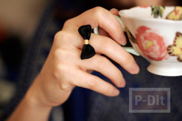 รูป 4 แหวนใส่เล่น ทำเอง แบบง่ายๆ