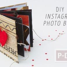ทำอัลบั้มรูป สวยๆ จากกระดาษแข็ง