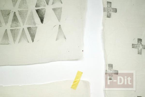 รูป 6 สอนทำตัวปั้ม จากท่อนไม้และโฟมพลาสติก