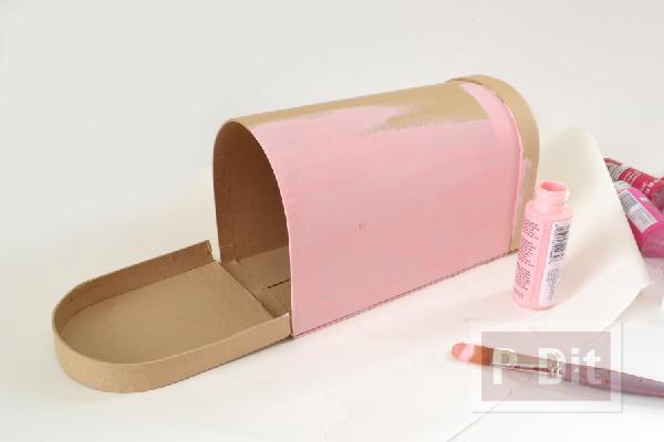 รูป 4 กล่องจดหมาย ส่งหัวใจ ถึงหน้าบ้าน