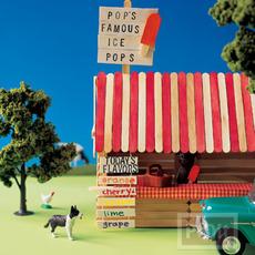 ร้านขายของ ประดิษฐ์จากไม้ไอติม