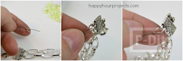 รูป 5 ประดิษฐ์สร้อยแขน สวยๆ ของขวัญแต่งงาน