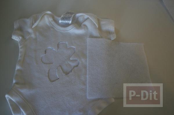 รูป 5 เสื้อเด็ก ตัดลาย ประดับสีสวย