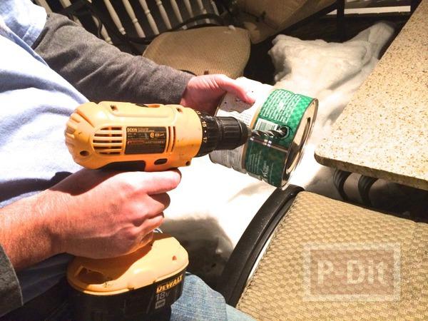 รูป 7 โคมไฟกระป๋อง ทำง่าย ประดับบ้าน