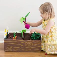 ทำของเล่นให้ลูก ปลูกผักในกระถาง