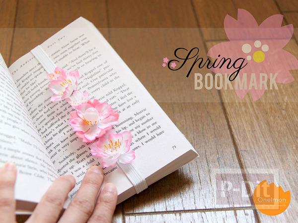 รูป 1 ที่คั่นหนังสือสวยๆ ทำเอง