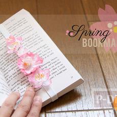 ที่คั่นหนังสือสวยๆ ทำเอง