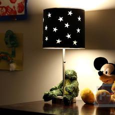 โคมไฟ ตกแต่งลายดาว น่ารัก