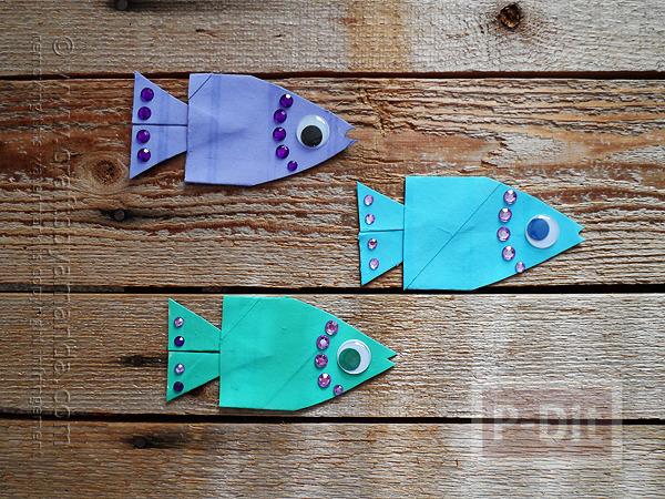 ปลาแกนกระดาษทิชชู