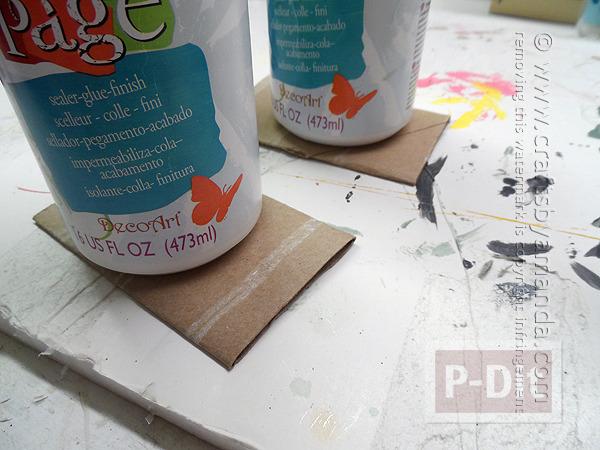 รูป 3 ปลาแกนกระดาษทิชชู