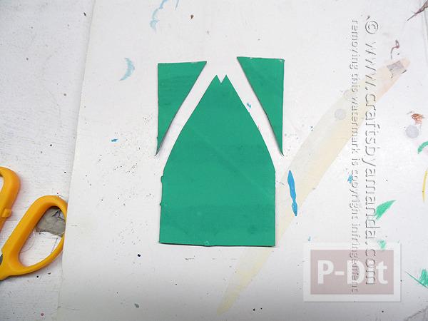 รูป 5 ปลาแกนกระดาษทิชชู