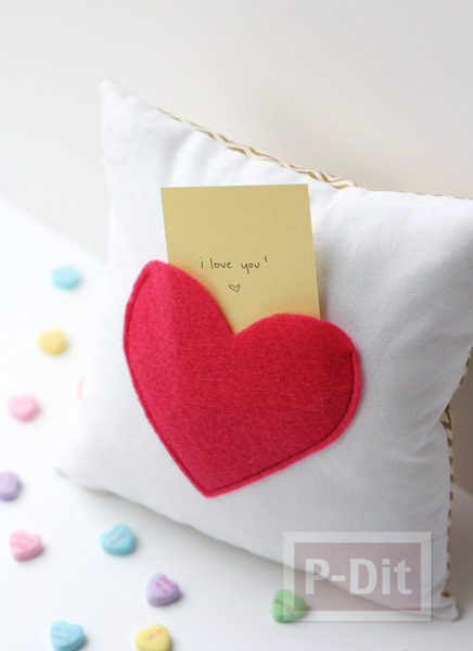 หมอนของขวัญ ส่งความรัก