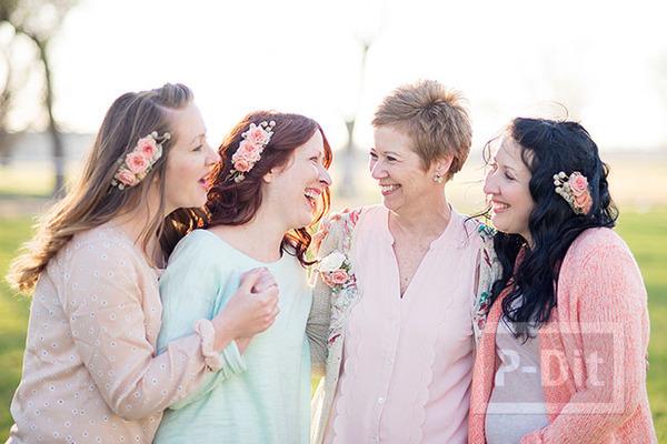 รูป 4 ตกแต่งหวีสับสวยๆ ประดับทรงผม งานแต่งงาน