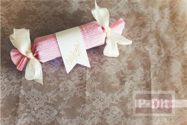 สอนทำที่ใส่ขนมแจก จากแกนกระดาษทิชชู